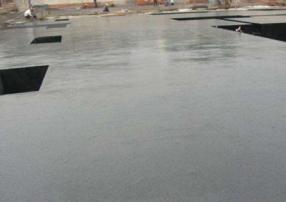 青岛专业防水公司案例
